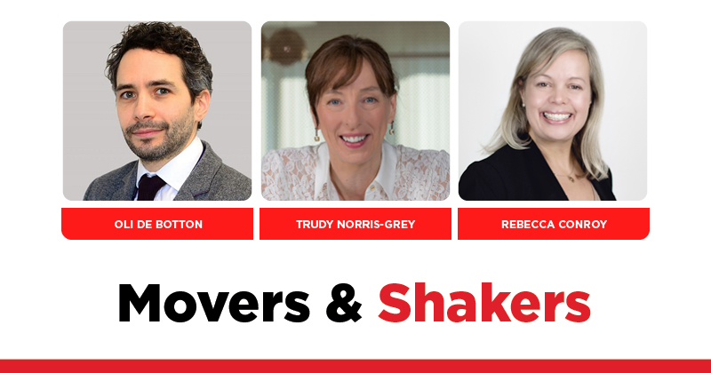 MOVERS AND SHAKERS: EDITION 333