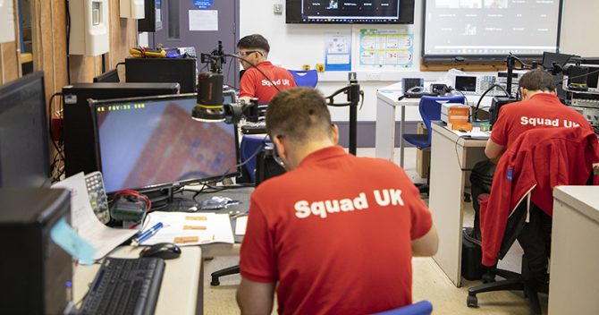 WorldSkills: UK beats China in first virtual pressure test