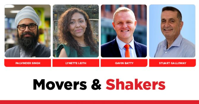 MOVERS AND SHAKERS: EDITION 336