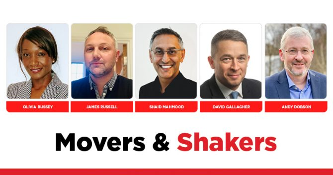 MOVERS AND SHAKERS: EDITION 337