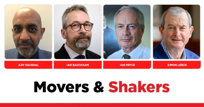 MOVERS AND SHAKERS: EDITION 338
