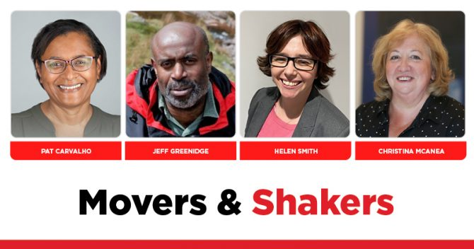 MOVERS AND SHAKERS: EDITION 339