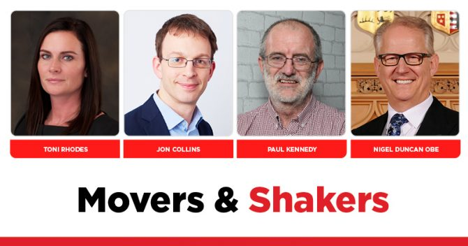 MOVERS AND SHAKERS: EDITION 340