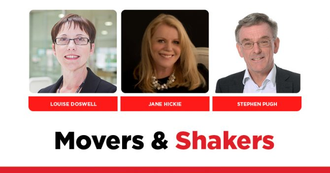 MOVERS AND SHAKERS: EDITION 341