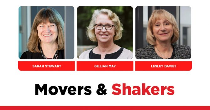MOVERS AND SHAKERS: EDITION 342