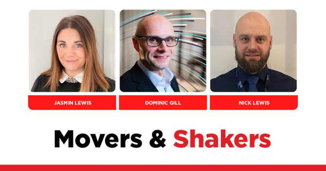 MOVERS AND SHAKERS: EDITION 344
