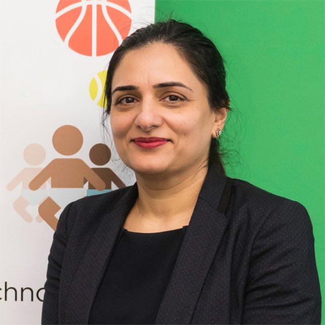 Profile: Asfa Sohail. Principal, Lewisham College