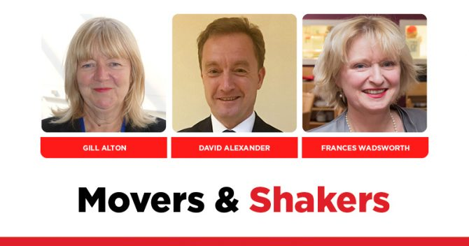 MOVERS & SHAKERS: EDITION 349