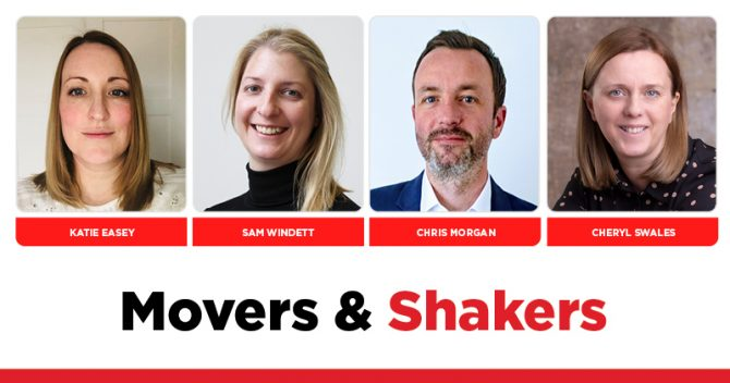 MOVERS AND SHAKERS: EDITION 350