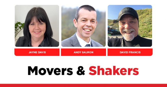 MOVERS AND SHAKERS: EDITION 352
