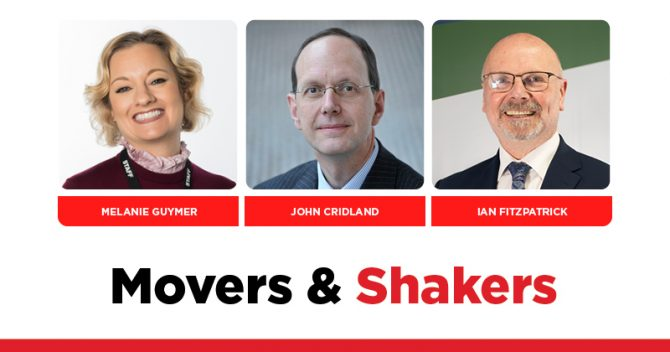 MOVERS AND SHAKERS: EDITION 354
