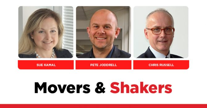 MOVERS AND SHAKERS: EDITION 356