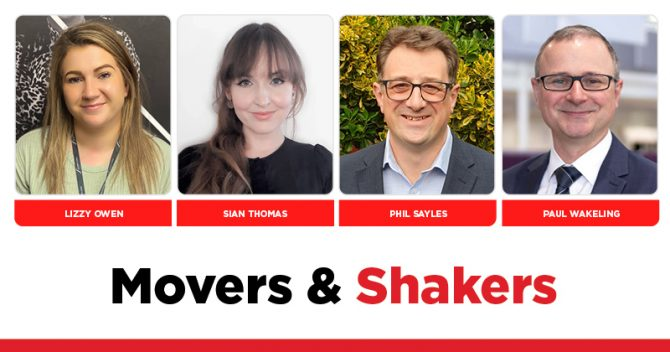 MOVERS AND SHAKERS: EDITION 357