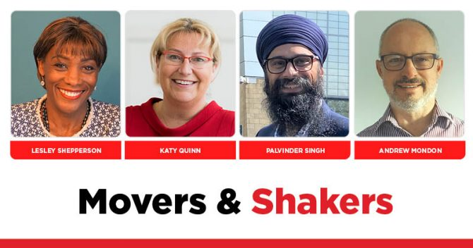 MOVERS AND SHAKERS: EDITION 358